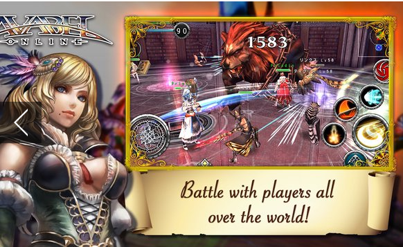 Online RPG AVABEL [Action] APK Android